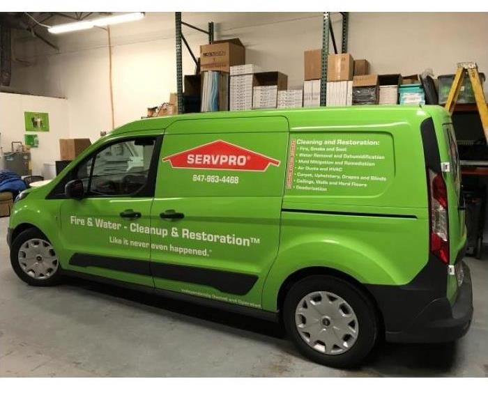 SERVPRO of Morton Grove / East Niles
